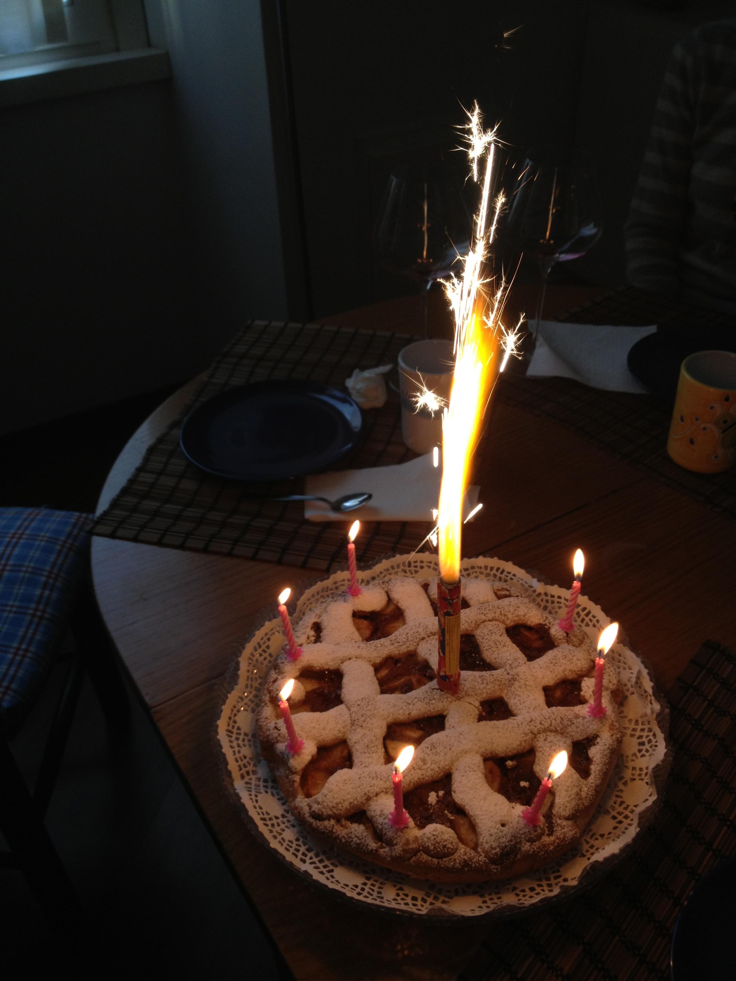compleanno tegamini torta MADRE