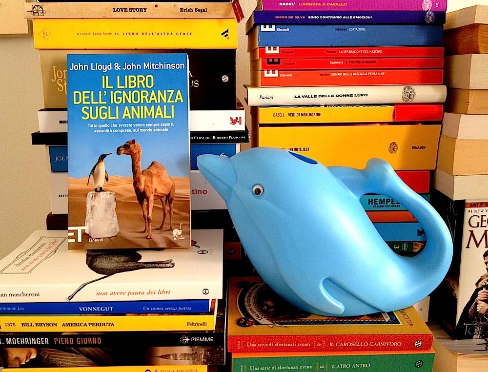 il libro dell ignoranza sugli animali tegamini