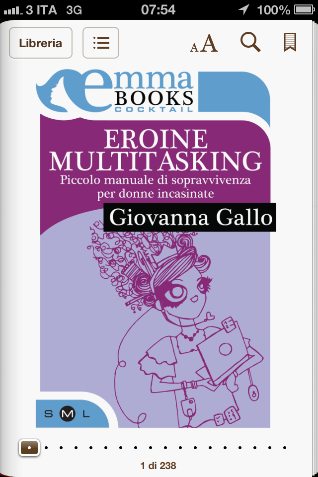 eroine multitasking giovanna gallo tegamini