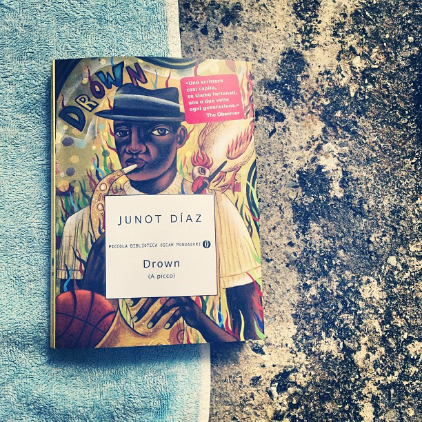 the pain of loss in drown a book by junot diaz