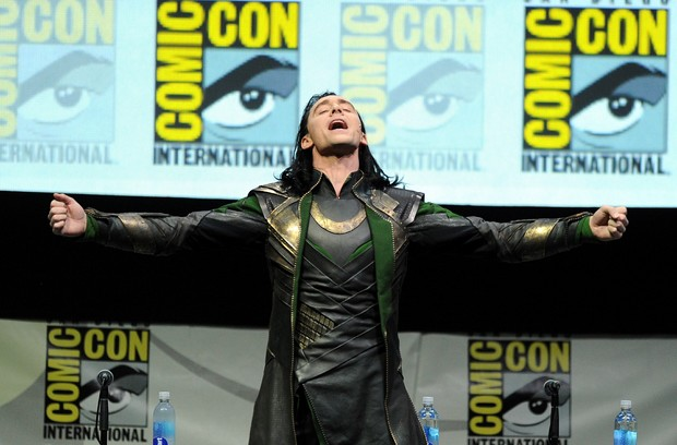 "The Marvel Studios: ""Thor: The Dark World"" And ""Captain America: The Winter Soldier"" - Comic-Con International 2013"