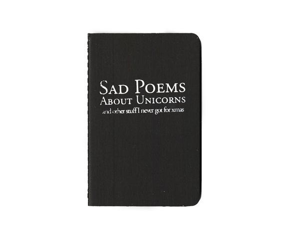 sad poems about unicorns