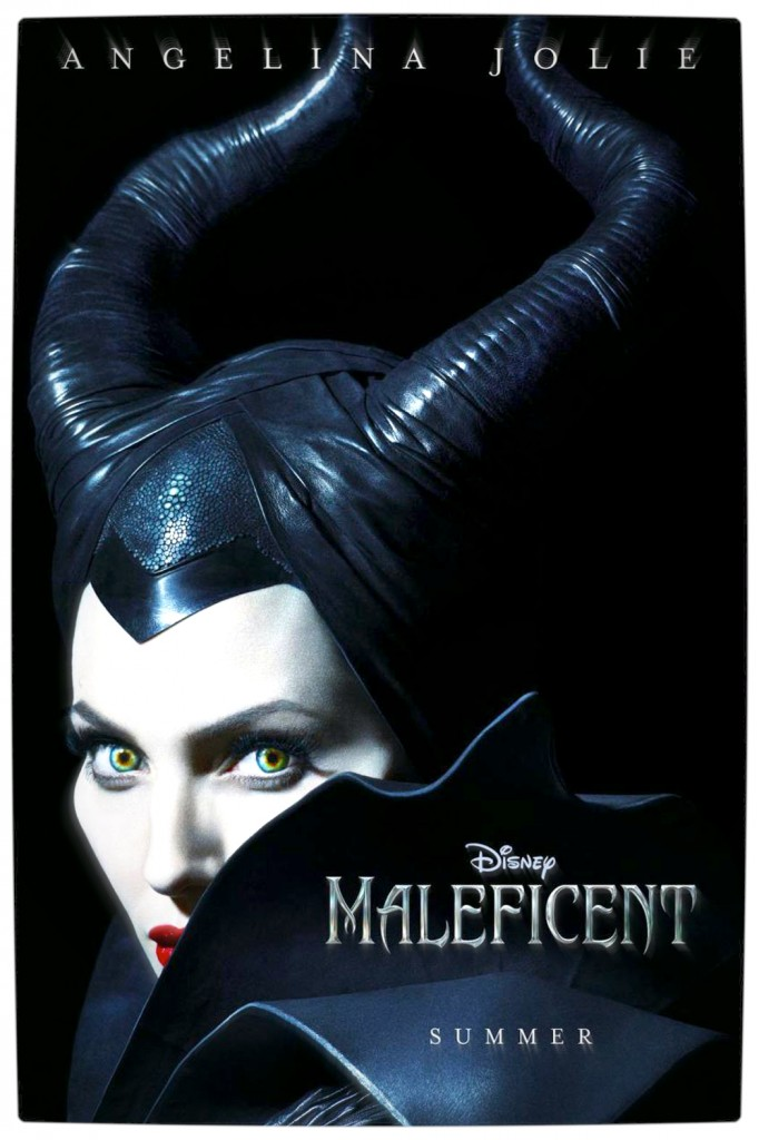 Maleficient poster