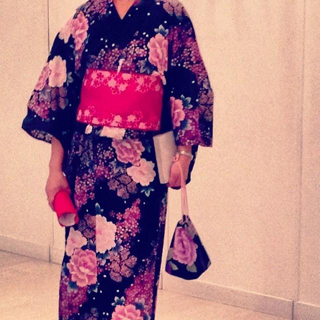 sony experience tegamini kimono