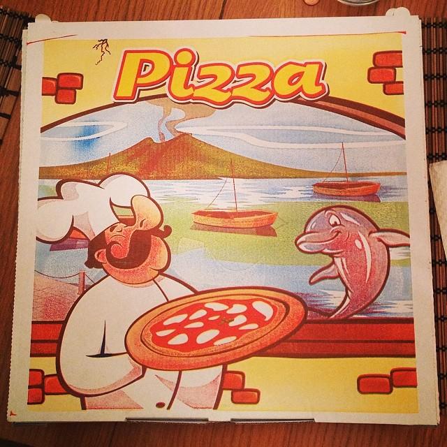 tegamini pizza delfino