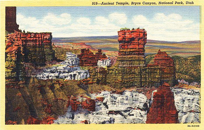 Utah-Temple-Bryce Canyon National Park-01