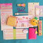 Video glitteratissimi: la Kawaii Box di aprile