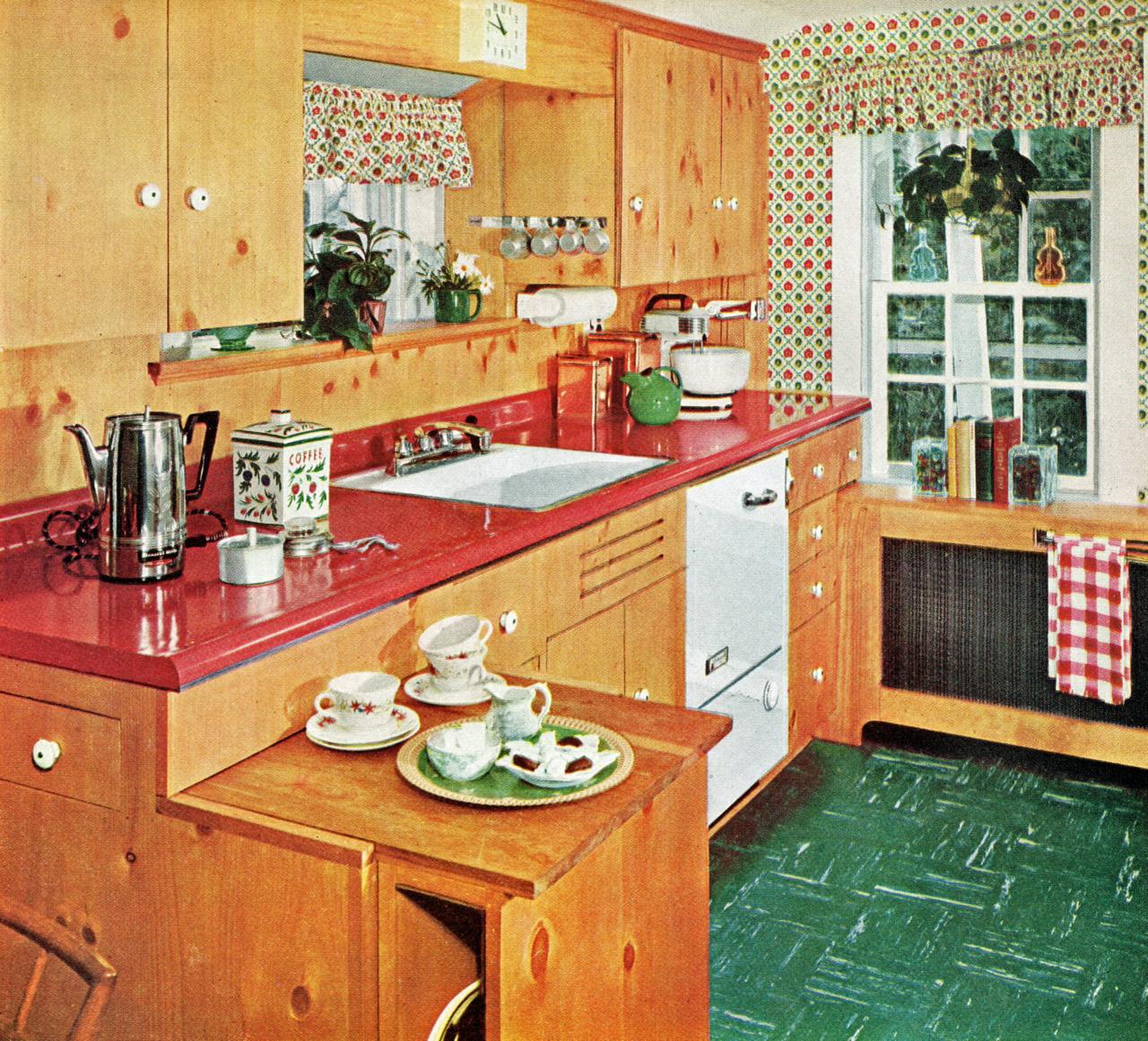 vintage cucina