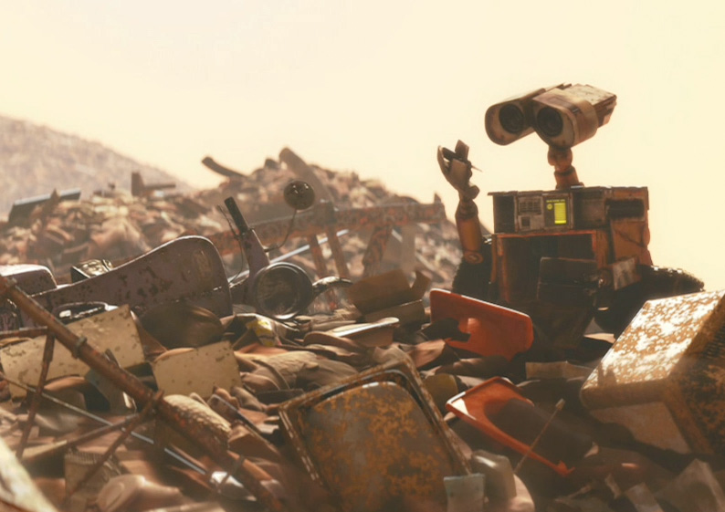 walle rubbish