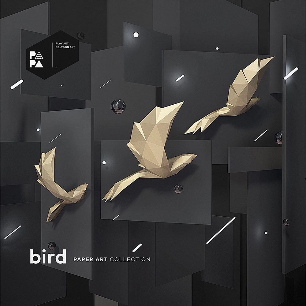 papa bird