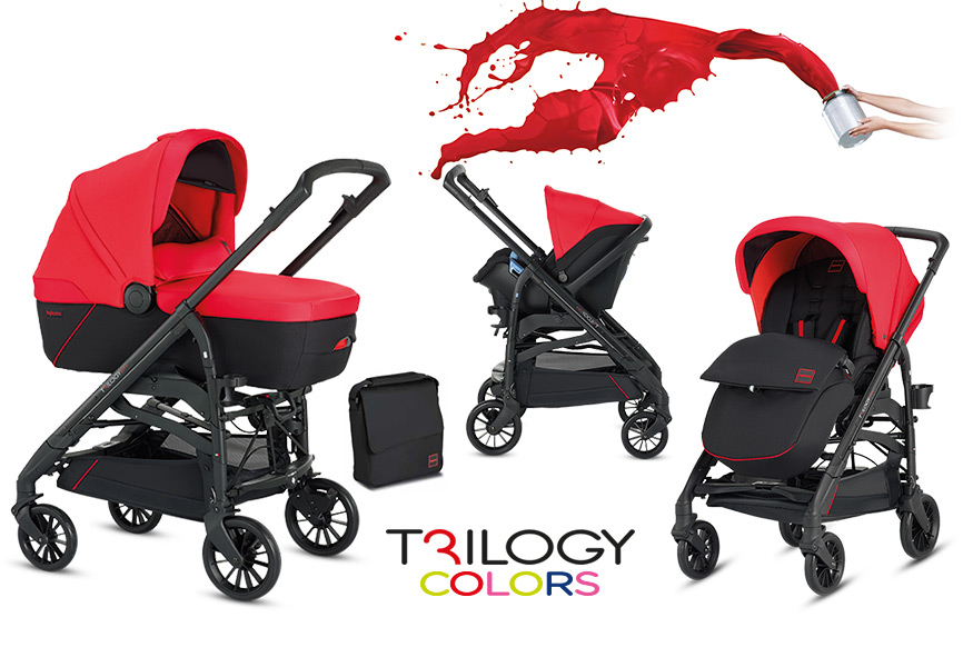 Inglesina Trilogy colors