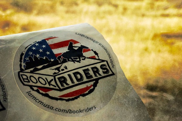 bookriders header tegamini