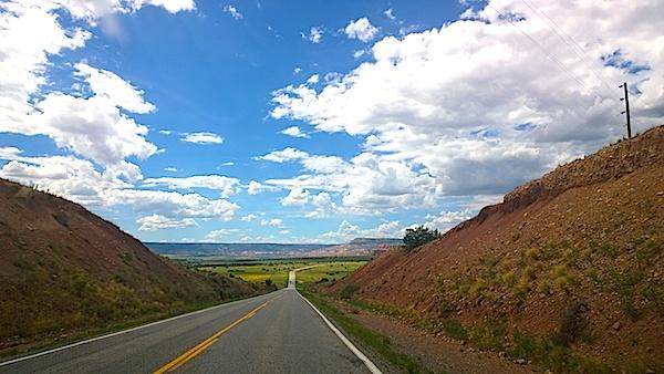 moab on the road tegamini