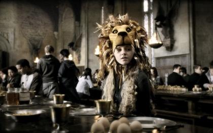 harry potter harry potter and the half blood prince luna lovegood evanna lynch gryffindor hogwarts_www.wallpapername.com_27