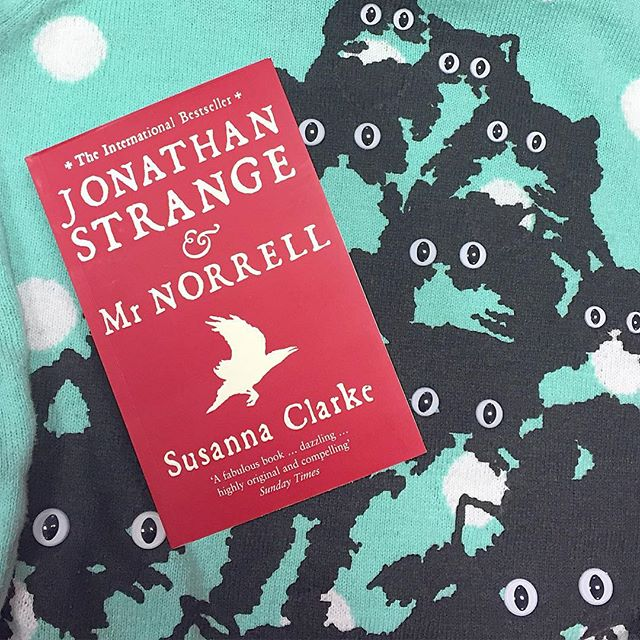 jonathan strange mr norrell tegamini