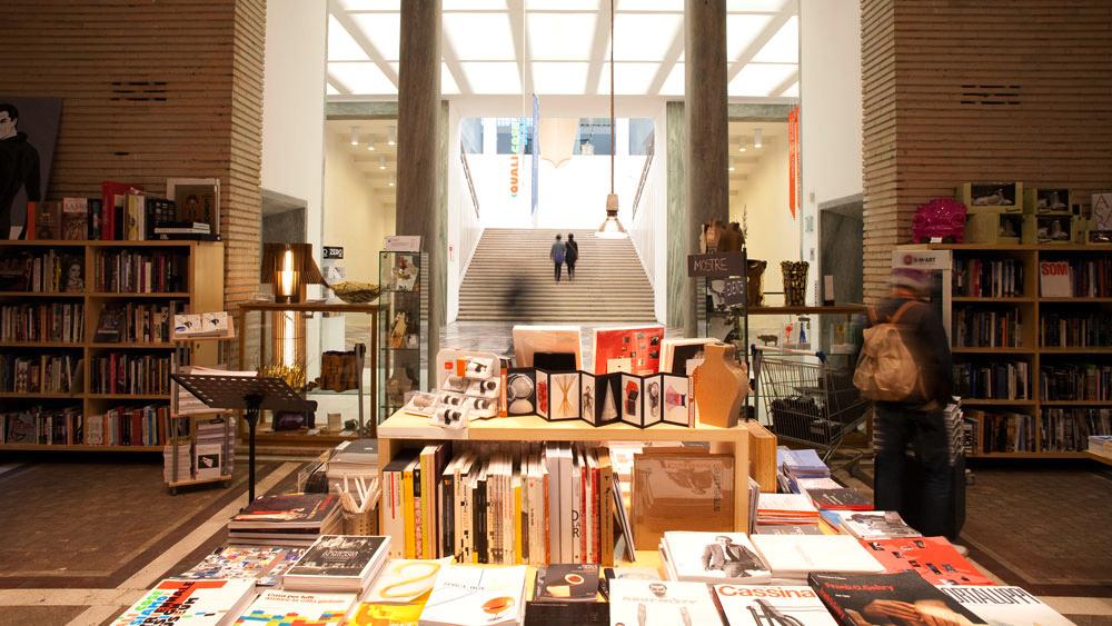 triennale bookstore