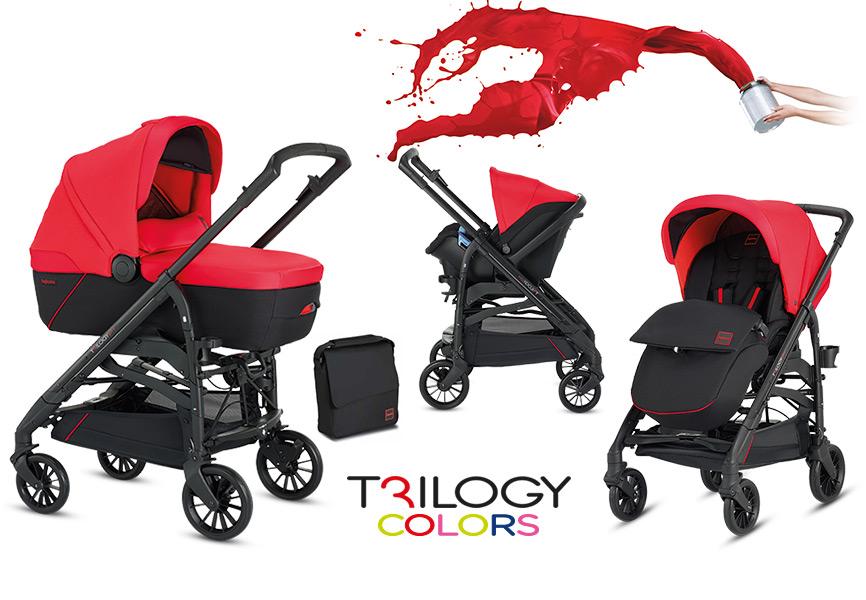 Inglesina Trilogy colors