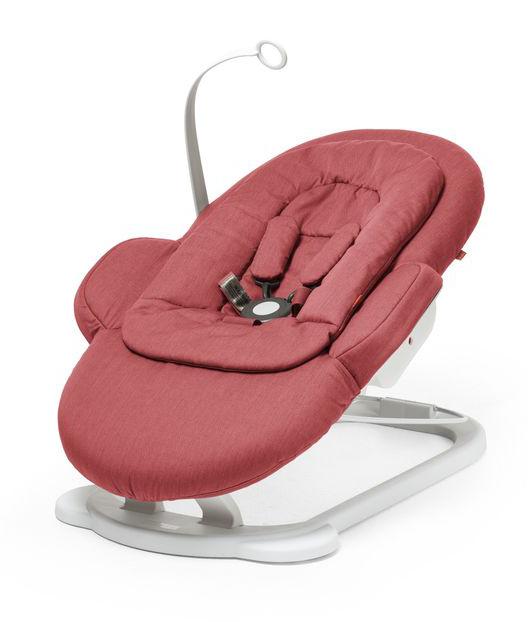 Stokke Steps Bouncer-Newborn Insert Toy 130815-8I0455 Red_15588